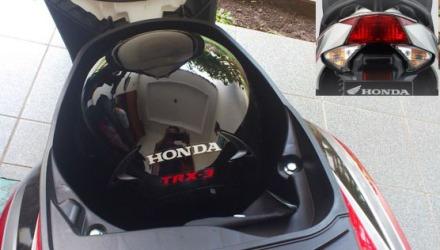 Bagasi Honda Spacy