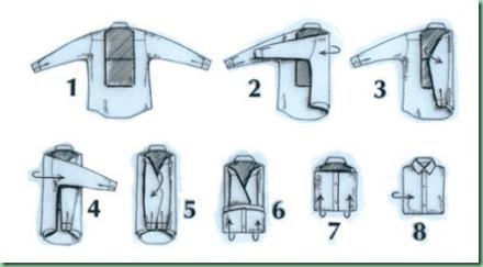 Video] Cara Melipat Baju Yang Cepat dan Mudah! Cuma Perlu 5 Detik!