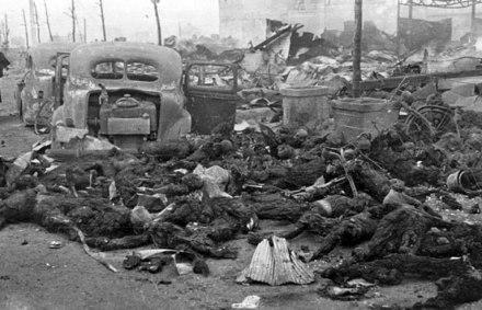 Tokyo setelah dibom