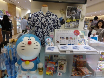 Cinderamata Doraemon