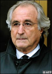 Mr Bernard Madoff