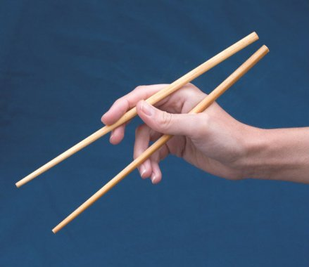 Apakah sobat pernah kesulitan memakai alat makan bernama sumpit ...